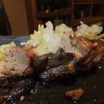 丸二 - 白レバー ゴマネギ塩 【 2012年3月 】