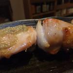 丸二 - 鳥 柚子コショウのアップ 【 2012年3月 】