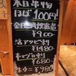 丸二 - 外メニュー 1 【 2012年3月 】
