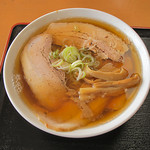 麺屋 高田 - 『チャーシュー麺』 850円。