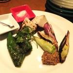 るもん - 焼き野菜