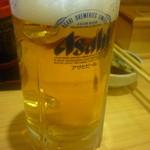 頼登 - 生ビール中