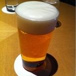 箱根翡翠 - ドリンク写真:生ビール
