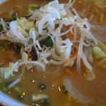 麺や 小五郎 - 味噌ラーメンup