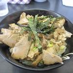 萬馬軒 - チャーシュー丼