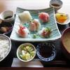 まるひの貝汁ひろそう - 料理写真:お刺身定食\1500