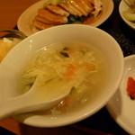 同源 - スープ
