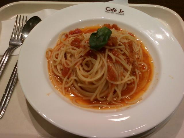 イタリアントマトカフェジュニア ララガーデン川口店