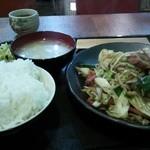 レストラン コーエイ - 夜定食¥500