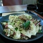 レストラン コーエイ - 野菜炒め