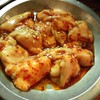 炭火焼肉 モツ鍋 ホルモン横丁 - 料理写真:ギアラ