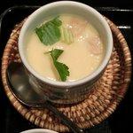 11996867 - すきやき膳<限定15食> 1000円 の茶碗蒸し