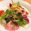 Leaf - 料理写真:前菜のリーフサラダ