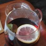 ハーブカフェ フォー - 甘酸っぱい味