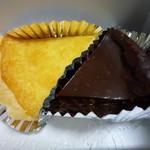ヤノケーキテン モク - チーズケーキとガトーショコラ