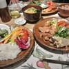 葡萄の丘 - 料理写真:二人分…1回目!
