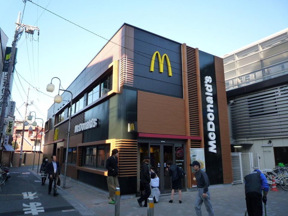 マクドナルド 経堂駅前店