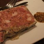 札幌ぶたやO38 - 豚肉のテリーヌ