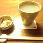 12020207 - 焼酎・蕎麦湯割り