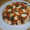麦の里 - 料理写真:本日のピザ マルゲリータ