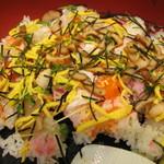 ザ・シティビュッフェ - ちらし寿司