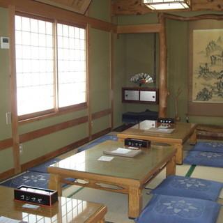 和の個室☆お子様同伴のお客様には座敷・お部屋をご用意