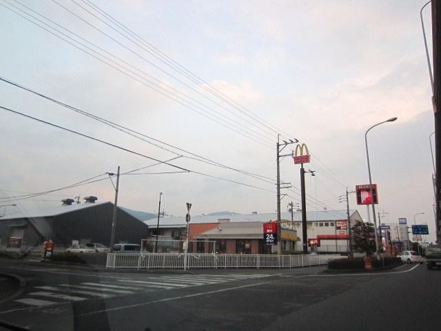 マクドナルド 3号線御笠川店
