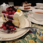12065304 - ベリーのショートケーキ
