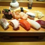 まさひろ寿司 - 1.5人前握り(ランチ)