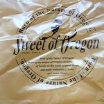 Sweet of Oregon 本店 - お持ち帰り袋です。(その1)