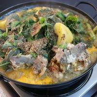 お野菜たっぷりの韓国鍋が種類豊富です!!