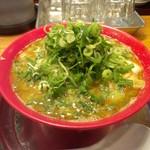 来多来多拉麺 - 料理写真:パッツァイラーメン・ねぎ大盛りトッピング