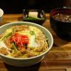おでん三吉 - 料理写真:油麩丼