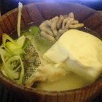 うなぎ 米花 - 鱈豆腐