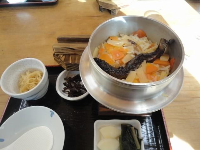 「山鳩湯 料理」の画像検索結果