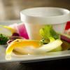 コルドーネ - 料理写真:季節野菜のバーニャカウダー