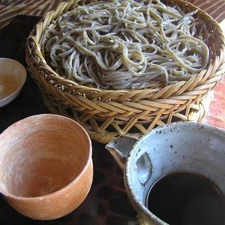 鬼怒川 竹やぶ - 料理写真:田舎せいろ