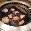 ワンカルビ Plus+ - 料理写真:無煙ロースターで焼いてます