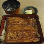 はし本 - 鰻重(上)