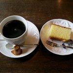 カフェ 花うさぎ - コーヒー(500円)