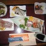 グルメ北木島 - 夕食1