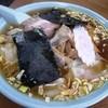 天津 - 料理写真:ワンタンメン550円。さっぱりしていて、かなり美味しい。