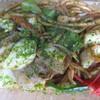若狭や製麺所 - 料理写真:野菜たっぷり焼きそば420円