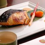 ノブトウキョウ - ブラックコットの味噌焼き