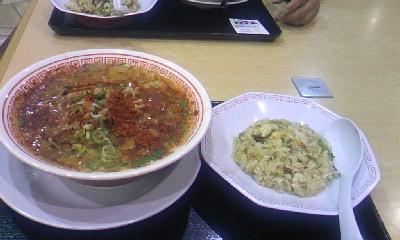 ラーメン四天王 イオンモール伊丹店