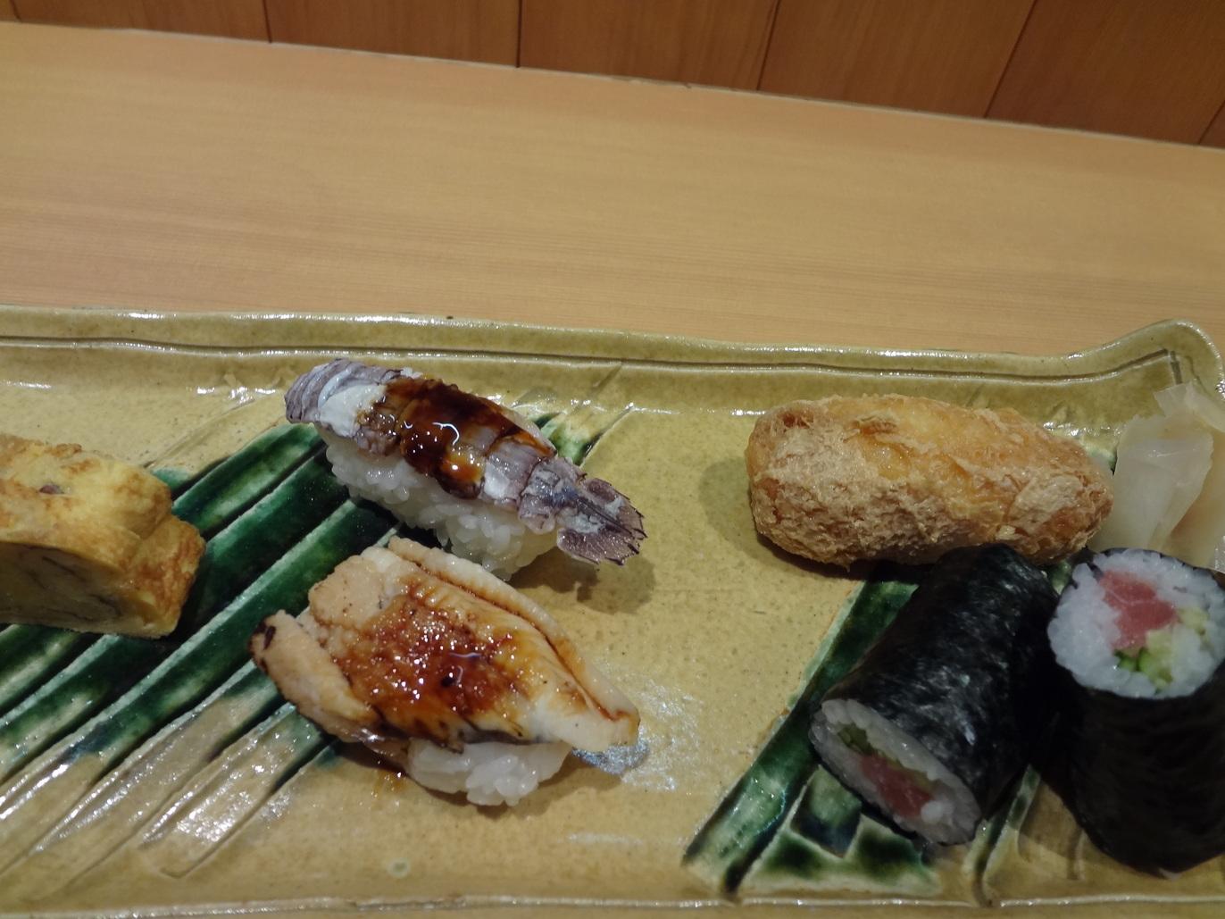 sushiなかの