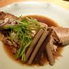 竹蔵 - 料理写真:のど黒塩焼き、煮付け、お造りもあります!!