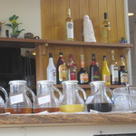 島野菜カフェ Re:Hellow BEACH - 白ワインも飲み放題なドリンクバー