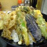 天房 - 野菜天丼