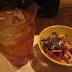 12148382 - ウーロン茶とチャージ料
